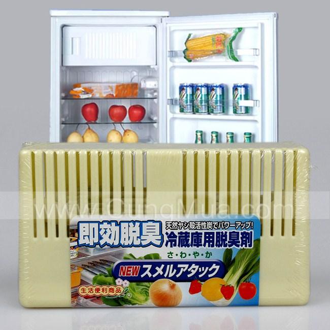 Sử dụng sản phẩm khử mùi để khử mùi tủ lạnh, khu mui tu lanh, sua tu lanh, sua tu lanh tai nha, sua tu lanh tai tphcm