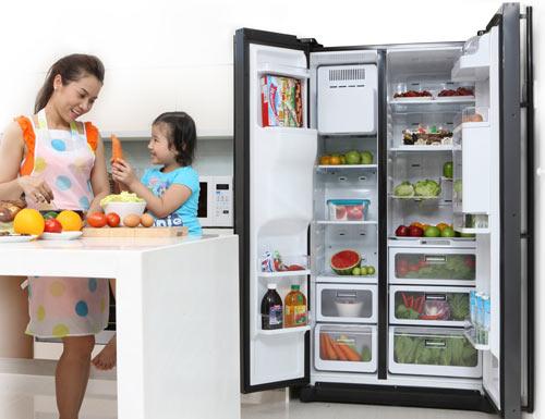 Tổng hợp những lỗi thường gặp ở tủ lạnh có thể tự sửa tại nhà