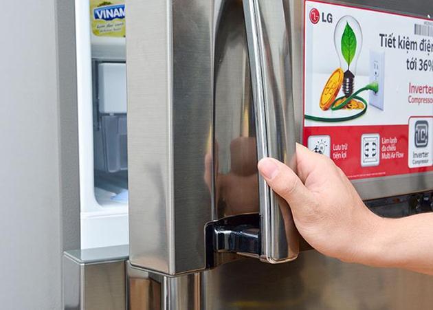 Chuyên sửa cánh tủ lạnh bị hở khép không kín